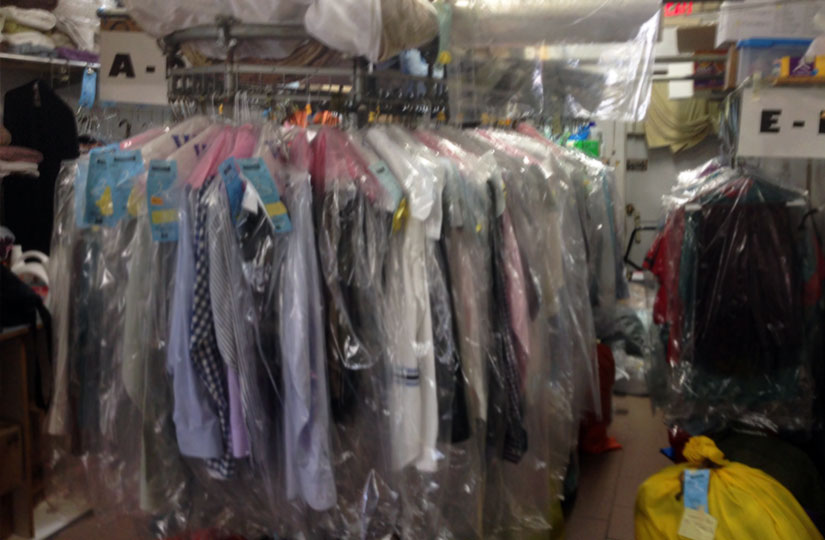 Dry Cleaning Services West Hempstead - At the Clean Scene Laundry